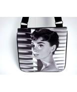 Audrey Hepburn Classic Fashion Messenger Bag Purse - $20.00