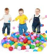 E Support 200PCS Colorful Plastic Ball Pit Balls Baby Kids Tent Swim Toy... - $20.05