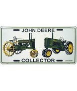 John Deere Collector Auto Tag [Misc.] - $7.91