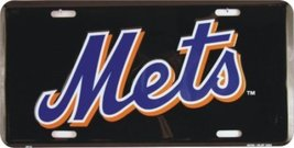 New York Mets License Plate [Automotive] - $7.91