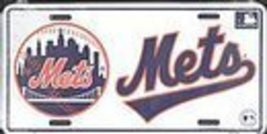 New York Mets License Plate [Misc.] - $7.91