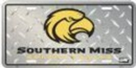 Southern Miss Golden Eagles License Plate [Misc.] - $7.91