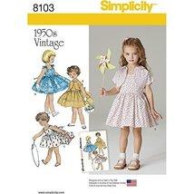 Simplicity Creative Patterns Simplicity Patterns Child's Vintage 1950's ... - $13.48