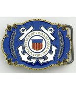 "U.S. Coast Guard Belt Buckle 3 1/8"" - $18.80"