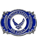 "U.S. Air Force Belt Buckle 3 1/8"" - $18.80"