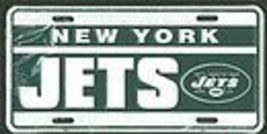 New York Jets License Plate - $7.91