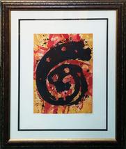 """Sam Francis """"Untitled"""" 1984 - S/N Aquatint/Etch... - $7,500.00"""