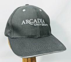 Arcadia University Gray Alumni Association Ball Cap Trucker Hat Adjustab... - $18.55