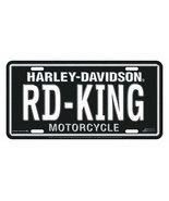 Chroma Graphics 1895 Auto Tag Harley Road King ... - $8.90