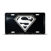 Superman Super Man Metal Novelty License Plate ... - $6.92