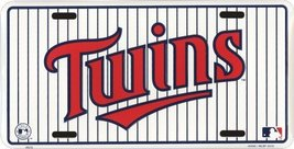 Minnesota Twins MLB Baseball License Plate - $7.91