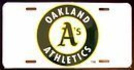 Oakland Athletics License Plate (The A's) [Misc.] - $7.91
