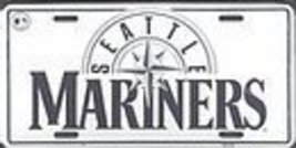 Seattle Mariners License Plate [Misc.] - $7.91