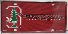 Stanford University License Plate [Automotive] - $8.90