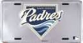 San Diego Padres License Plate [Misc.] - $8.90