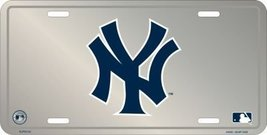 New York Yankees Anodized License Plate - $8.90