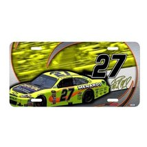 Paul Menard (#27) Metal License Plate [Misc.] - $5.93