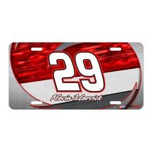 Kevin Harvick NASCAR Metal License Plate [Misc.] - $5.93