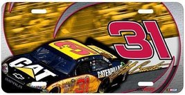 Jeff Burton #31 Nascar License Plate (2012) - $5.93