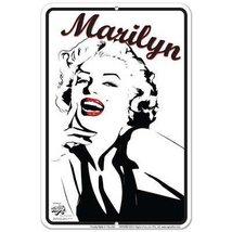 Marilyn Laugh Tin Sign [Kitchen] - $4.94