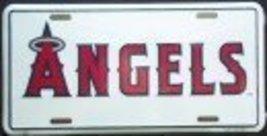 Los Angeles Anaheim Angels MLB Embossed Metal N... - $7.91