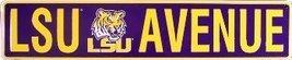 LSU Avenue Street Sign - $12.86