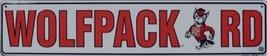 North Carolina St. WOLFPACK RD Street Sign - $12.86