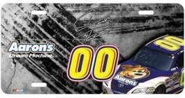 David Reutimann #00 Nascar License Plate (2011) - $5.93