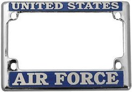 U.S. Air Force License Plate Frame - MOTORCYCLE - $13.85