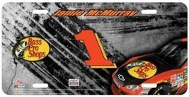 Jamie McMurray #1 Nascar License Plate (2011) - $5.93