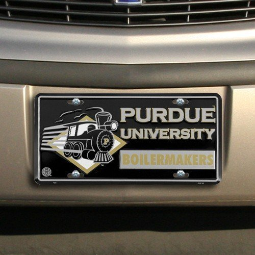 Purdue University Boilermakers NCAA Tin License Plate [Misc.]