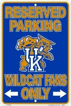 Kentucky Wildcats, Wildcat Fans Only, Parking S... - $9.89