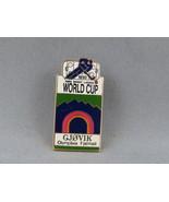 1993 World Hockey Championship Pin - Gjovik Team Pin from Norway- Rare  - $19.00