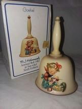 MI Hummel Annual Bell 1983 Sixth Edition In Original Box Goebel Western ... - $14.99
