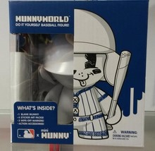 NEW!! MLB Kidrobot Munny Figure (Includes logo's for all 30 Teams) - $19.55