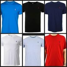 Men's Polo Ralph Lauren Short Sleeve T Shirts  Classic Fit - $34.99