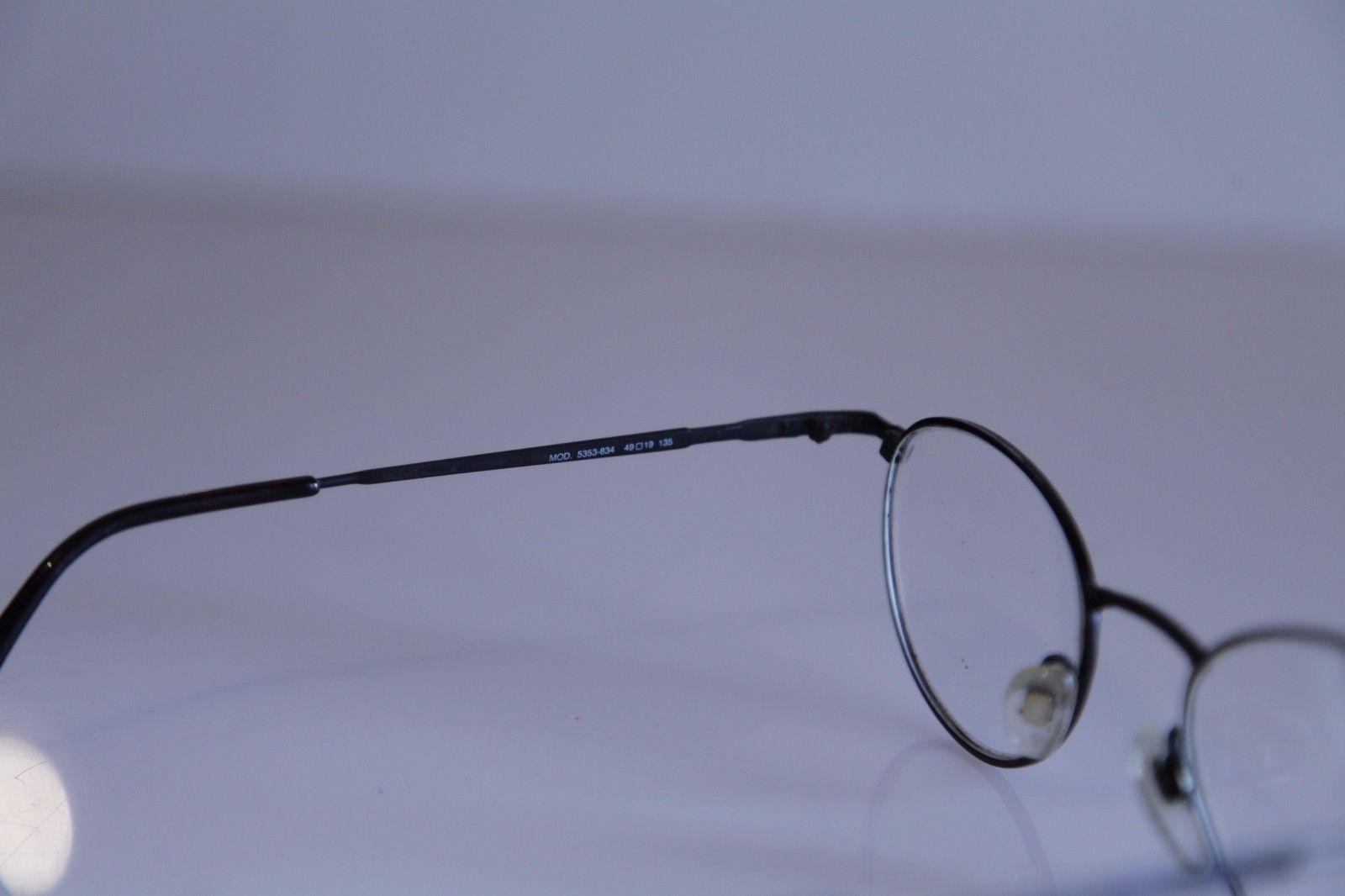 METZLER Eyewear, Dark Blue Frame, RX-Able  Prescription lenses. GERMANY