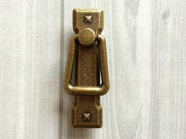 "2.2"" Dresser Drawer Pulls Handles Cabinet Pull Handle Antique Bronze Ver... - $7.50"