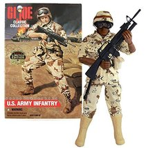 Kenner Year 1996 G.I. JOE Classic Collection 12 Inch Tall US Soldier Figure - U. - $109.99