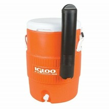 Igloo Industrial Cooler With Cup Dispenser Ultra-Therm Insulation Maximum Cold - $92.69