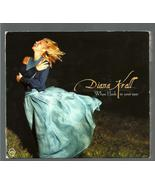 DIANA  KRALL  * WHEN I LOOK IN YOUR EYES *   CD - $2.99