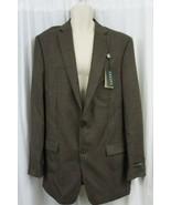 Ralph Lauren Mens Sports Coat Sz 42 Long Light Brown Multi Wool Blazer J... - $147.92