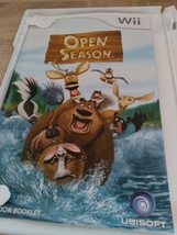 Nintendo Wii Open Season - COMPLETE image 2