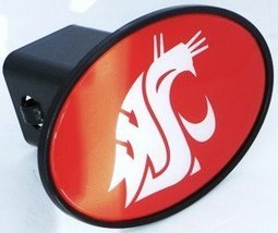 Washington St. Cougars Trailer Hitch Cover - $12.86