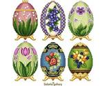 Easter eggs in faberge style collection i1 1455 thumb155 crop