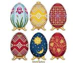 Easter eggs in faberge style collection ii1 2323 thumb155 crop