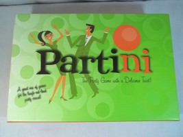 Partini Adult Party Game Parker Brothers 2008 - $9.85