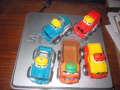 Tonka Trucks Minis 5 Count