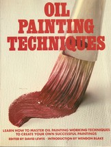 book-Oil Painting Techniques: Learn How to Master Oil Painting Working T... - $9.99