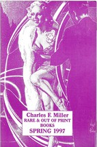 Charles Miller Rare Out Of Print Books Catalog Spring 1998 - Virgil Finl... - $5.50